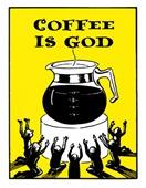 Coffee-is-God