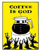 Coffee-is-God